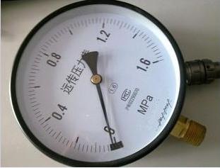 YTZ-150遠傳壓力表